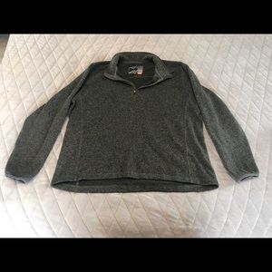Wind River pullover sweater